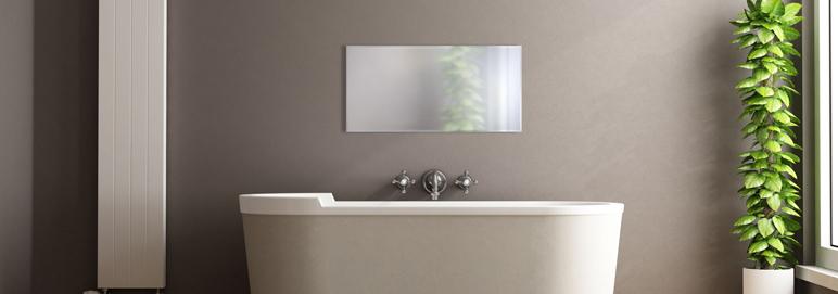 Lustro Dubiel Vitrum prostokątne fazowane 500 x 600 mm
