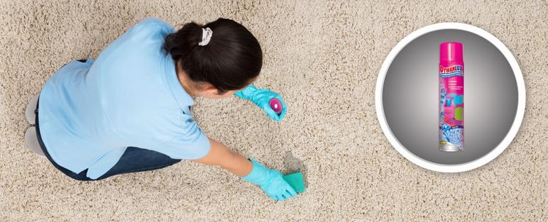 Środek do dywanów w aerozolu Dywanlux antyalergiczny 0,6 l