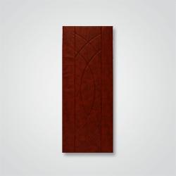 Tapicerka drzwiowa ciemny rudy 94 cm