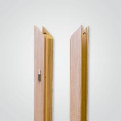 Ościeżnica regulowana baza 80-100 mm lewa dąb sonoma