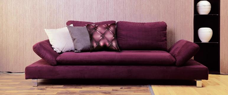 Poduszka Colours 40 x 40 cm czekoladowa