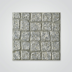 Gres szkliwiony Cersanit Meteor 32,6 x 32,6 cm grafitowy 1,17 m2