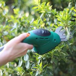 Nożyce akumulatorowe do krzewów Flo 3,6 V