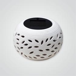 Lampka solarna ceramiczna Blooma 12 V