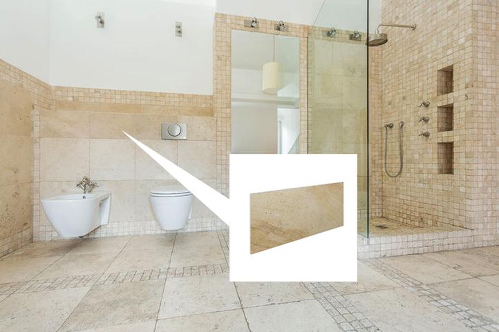 Rodzaje płytek łazienkowych  Płytki podłogowe  Płytki ścienne, podłogowe i   -> Kafelki Kuchenne Castorama