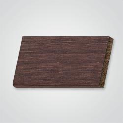 Blat laminowany 305 x 60 x 2,8 cm wenge Africa
