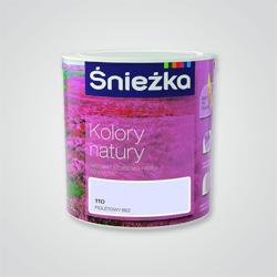 Farba Śnieżka Kolory Natury fioletowy bez 2,5 l