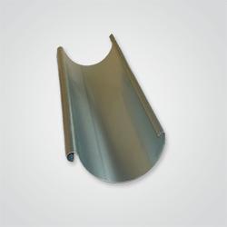 Rynna Plastmo 4 mb 125 mm ocynk