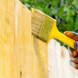 impregnowanie drewna ogrodowego