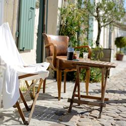 meble ogrodowe w stylu toskanii, taras, aranżacja