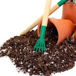 wermikulit w ogrodnictwie