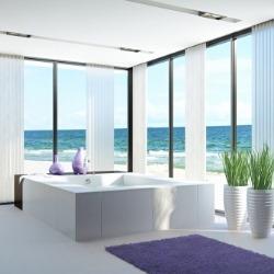 Czym Zasłonić Okno W łazience Inspiracje I Porady