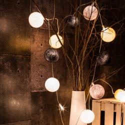 lampki cotton balls