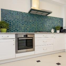 Mozaika Na ścianie W Kuchni Inspiracje I Porady