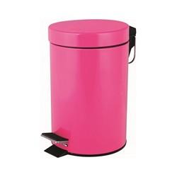 Kosz na śmieci OPP 3 l różowy