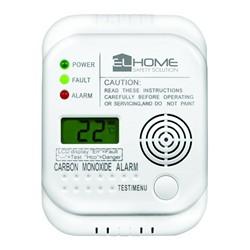 Sygnalizator czadu CD-70A4 z LCD i termometrem