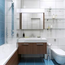optycznie powiększenie łazienki