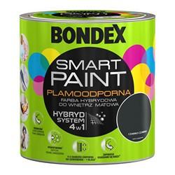 Farba hybrydowa Bondex Smart Paint czarno czarny 2,5 l