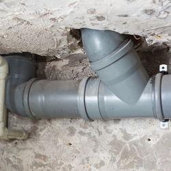 instalacja kanalizacyjna
