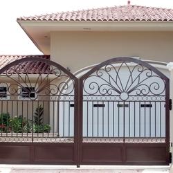 dekoracyjne ogrodzenie