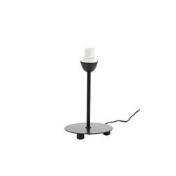 PODSTAWKA COLOURS DO LAMPY E14 CZARNA