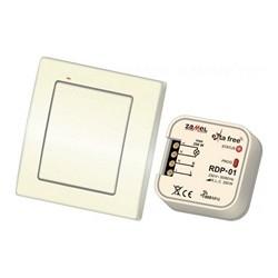 Zestaw sterowania oświetleniem z funkcją ściemniania Zamel RZB-02 bezprzewodowy