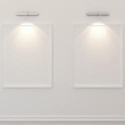 oświetlenie obrazów