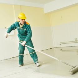 naprawa betonowej podłogi