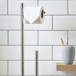 stojaki do papieru toaletowego