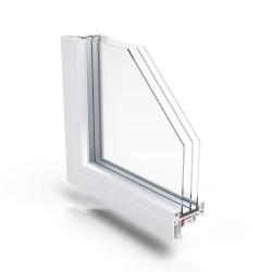 okno budowa