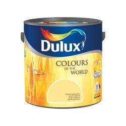 farba dulux złoty castorama