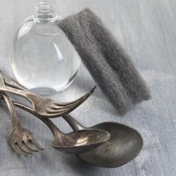 ocet do czyszczenia widelców