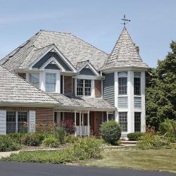 wieżyczki ozdoby dachu