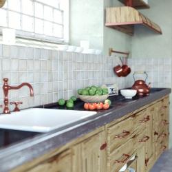 Jak Urzadzic Kuchnie W Stylu Angielskim Inspiracje I Porady