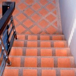 schody jednobiegowe