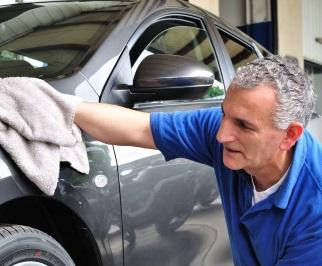 czyszczenie auta