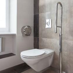 Toaleta I łazienka Dla Osób Niepełnosprawnych Inspiracje I