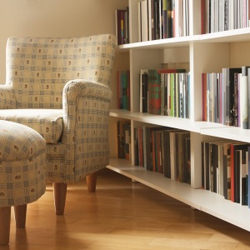 miejsce do czytania