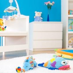 sypialnia niemowlaka