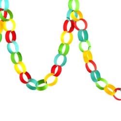 łańcuch z papieru