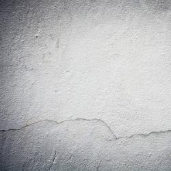 szczelina w ścianie, akryl malarski