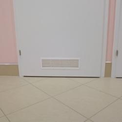 wentylacja w drzwiach