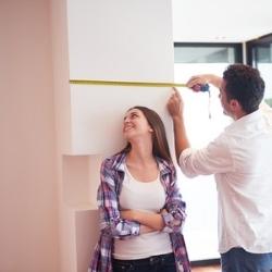 sprawdzanie rozmiarow nowego mieszkania
