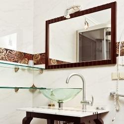bordiury w łazience
