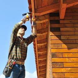 budowa domu w stylu kanadyjskim