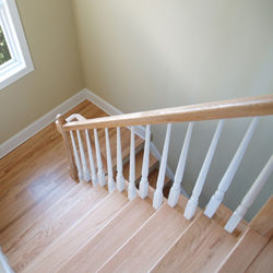 Poręcze do schodów metalowe