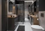 Średnia łazienka