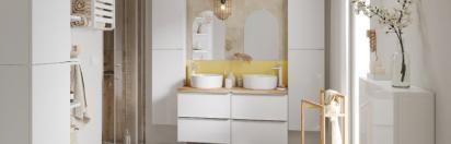 Funkcjonalna łazienka dla rodziny