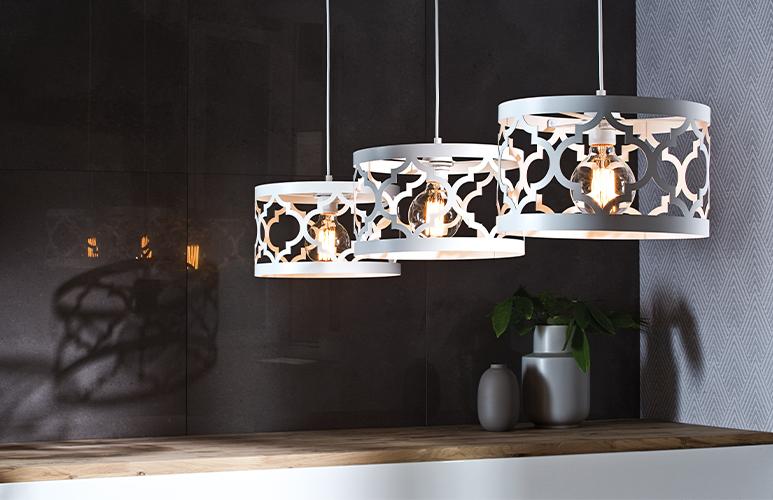 lampa wisząca maroko