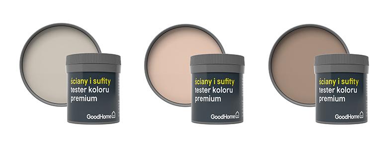 testery farb GoodHome Premium